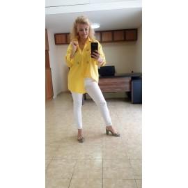 Sarı Taşlı Gömlek